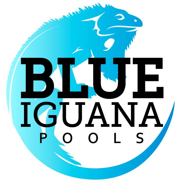 Blue Iguana Pools logo