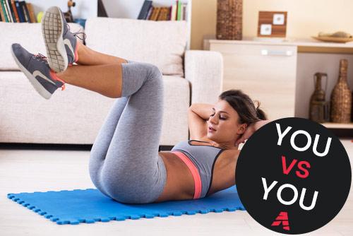 You vs You training program