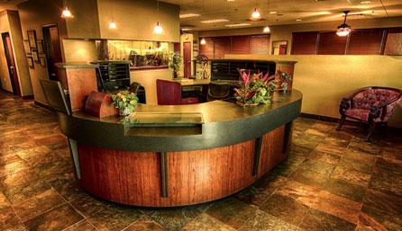 Platinum Wellness office