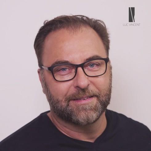 Luc Vincent coiffure et produits capillaires