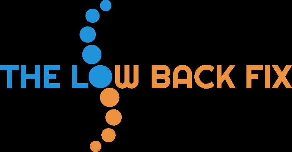 low back fix logo