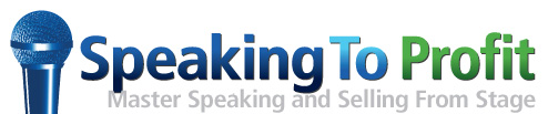 Speaking to Profit Professional Speaker Training