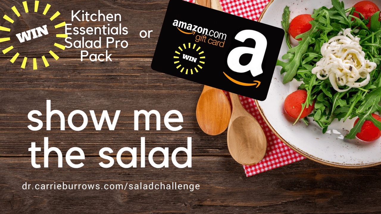 Show Me The Salad 5 Day Challenge