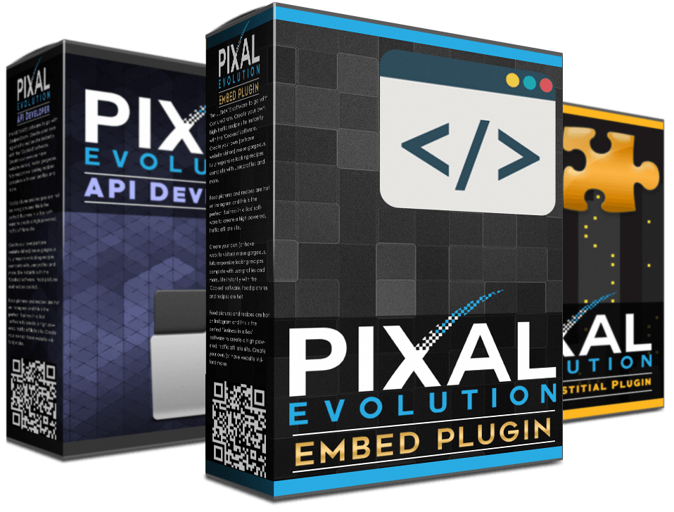 Trio-Boxshot Pixal Evolution