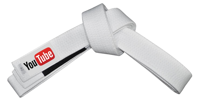 YouTube White Belt Program