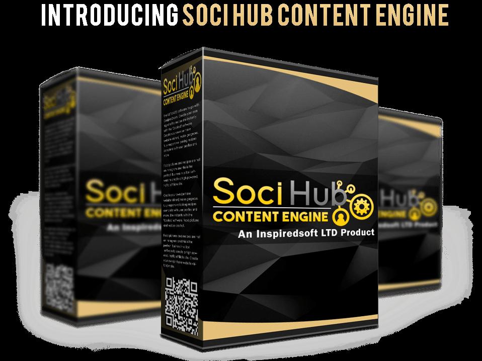 Socihub-Content-Engine Soci Hub