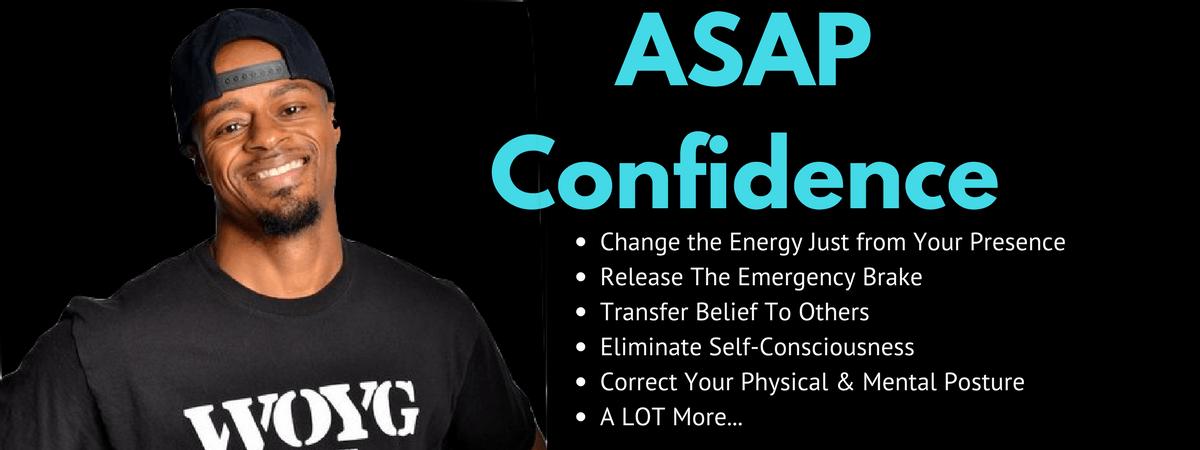 ASAP Confidence