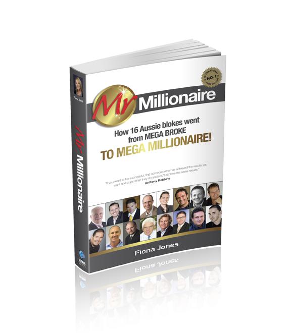 Mr Millionaire book cover