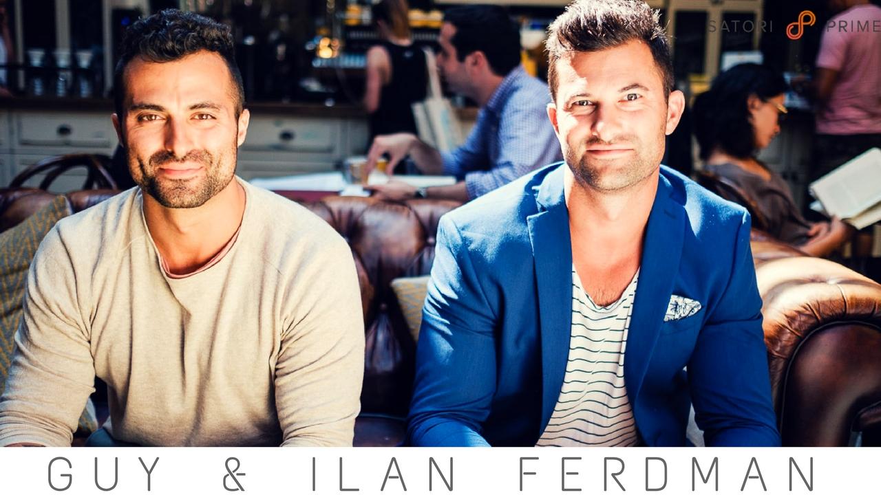 Guy and Ilan Ferdman