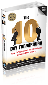 10 Day Turnaround book cover
