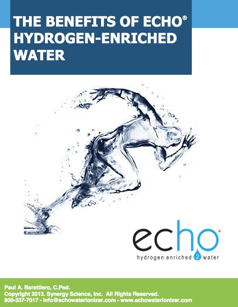 benefits of hydrogen water