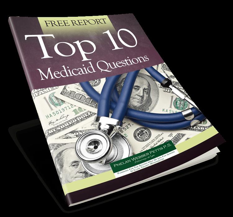 top 10 medicaid questions 3d cover