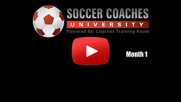 Soccer Coaches University
