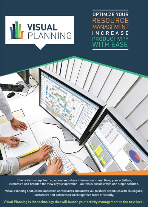 Visual Planning Brochure