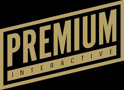 Premium Interactive Logo