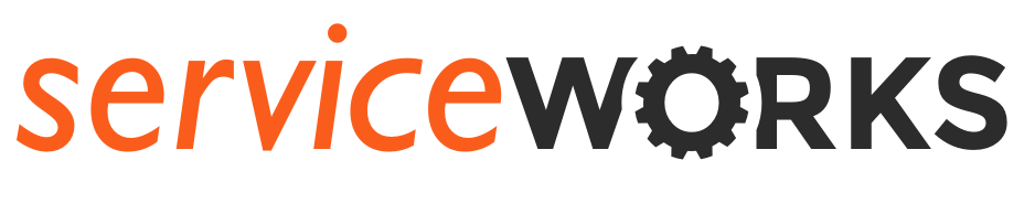 Logo of Service Works App