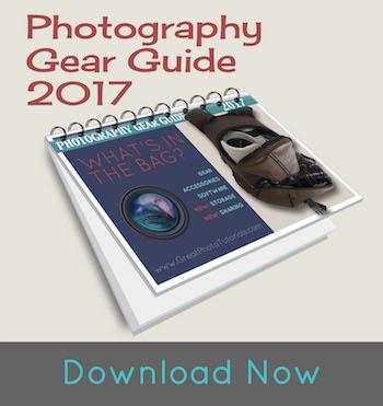 camera gear guide 2017