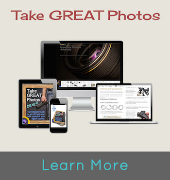 How to take great photos course