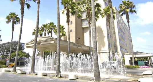 Courtyard Marriott LAX