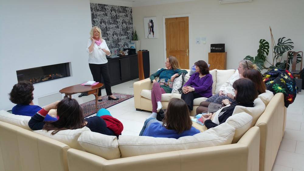 detox retreat sessions
