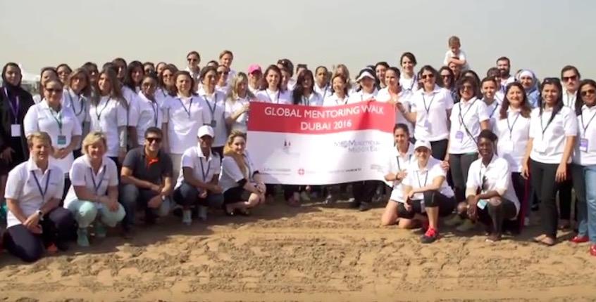 Global Mentoring Walk 2016