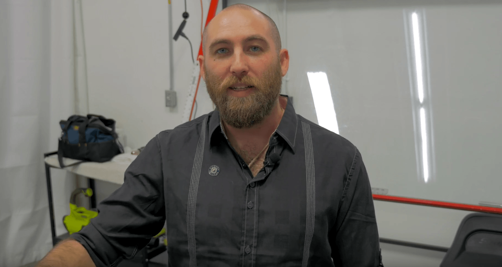 Jeremy Creager, Founder of Perfect Darkness Inc