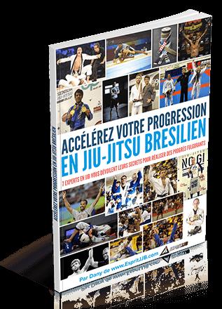 Accérélez votre progression en Jiu-Jitsu Brésilien : le guide gratuit