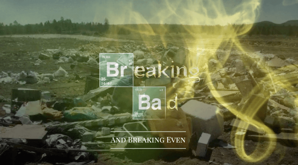 About JP King : Breaking Bad & Breaking Even 1/5