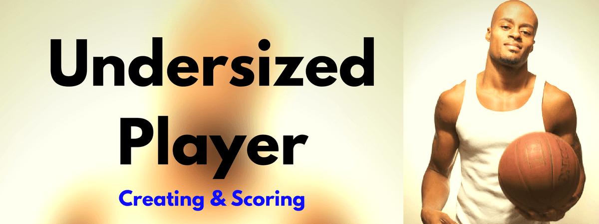 Undersized Player Scoring & Creating HoopHandbook