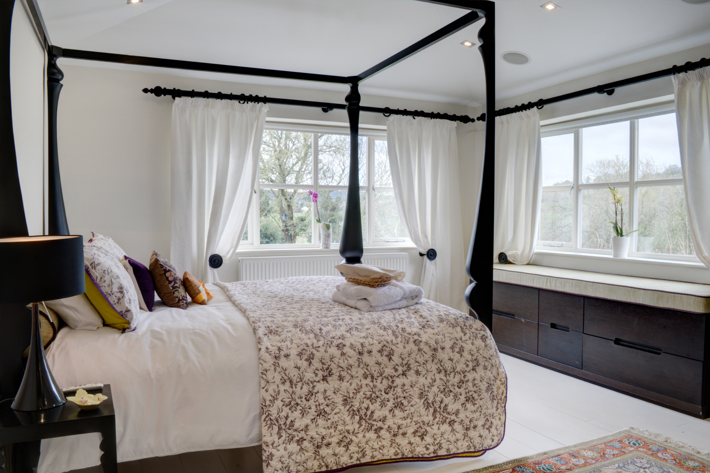 detox retreat accommodation