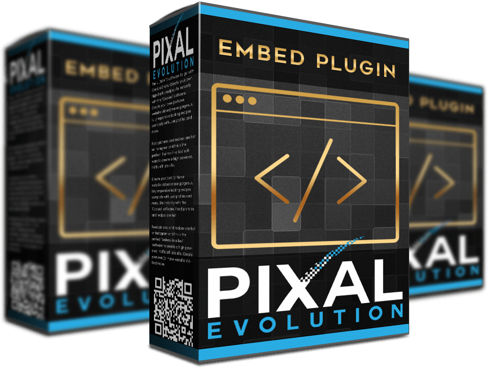 Pixal-Evolution-Embed-Plugin Pixal Evolution