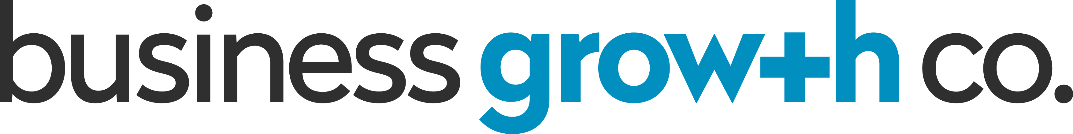Business Growth Co. Logo