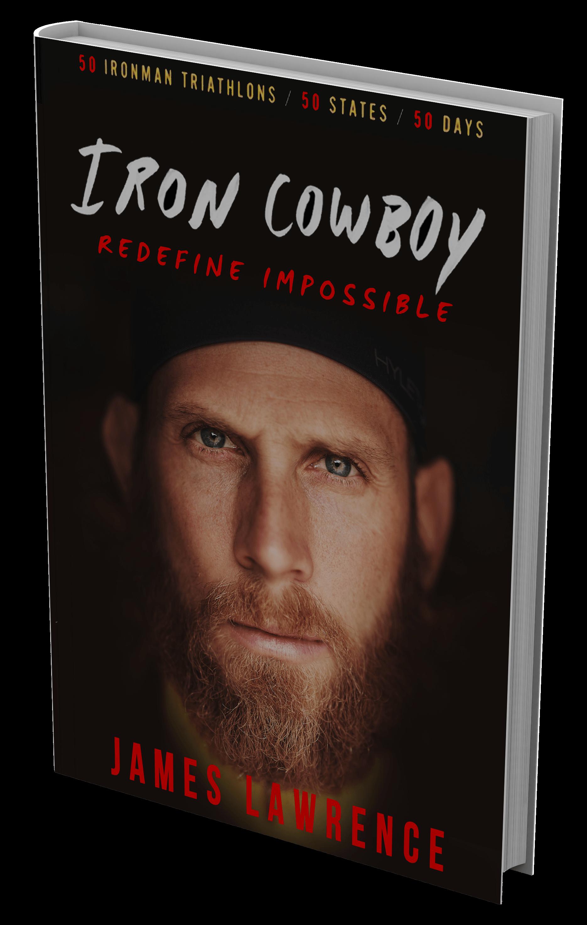 Iron Cowboy Book