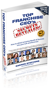 Top Franchise CEO's Secrets Revealed book cover