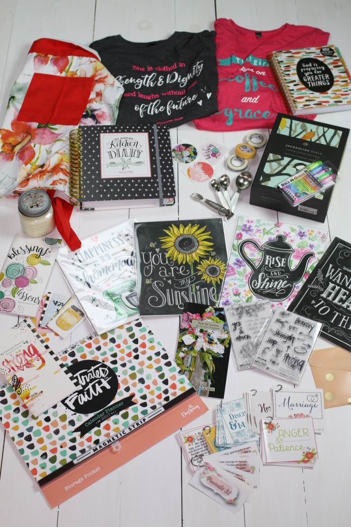 Homemaking Bundle Giveaway