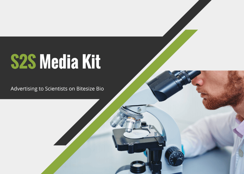 life science marketing media kit