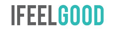 Image of I Feel Good Living the plant based way logo