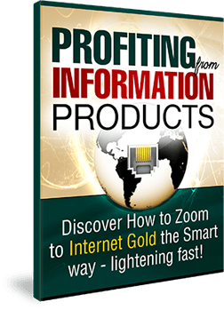 Profiting from Information Products