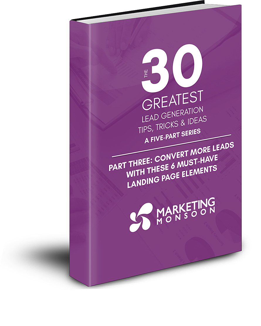 6 high-converting landing page elements free ebook