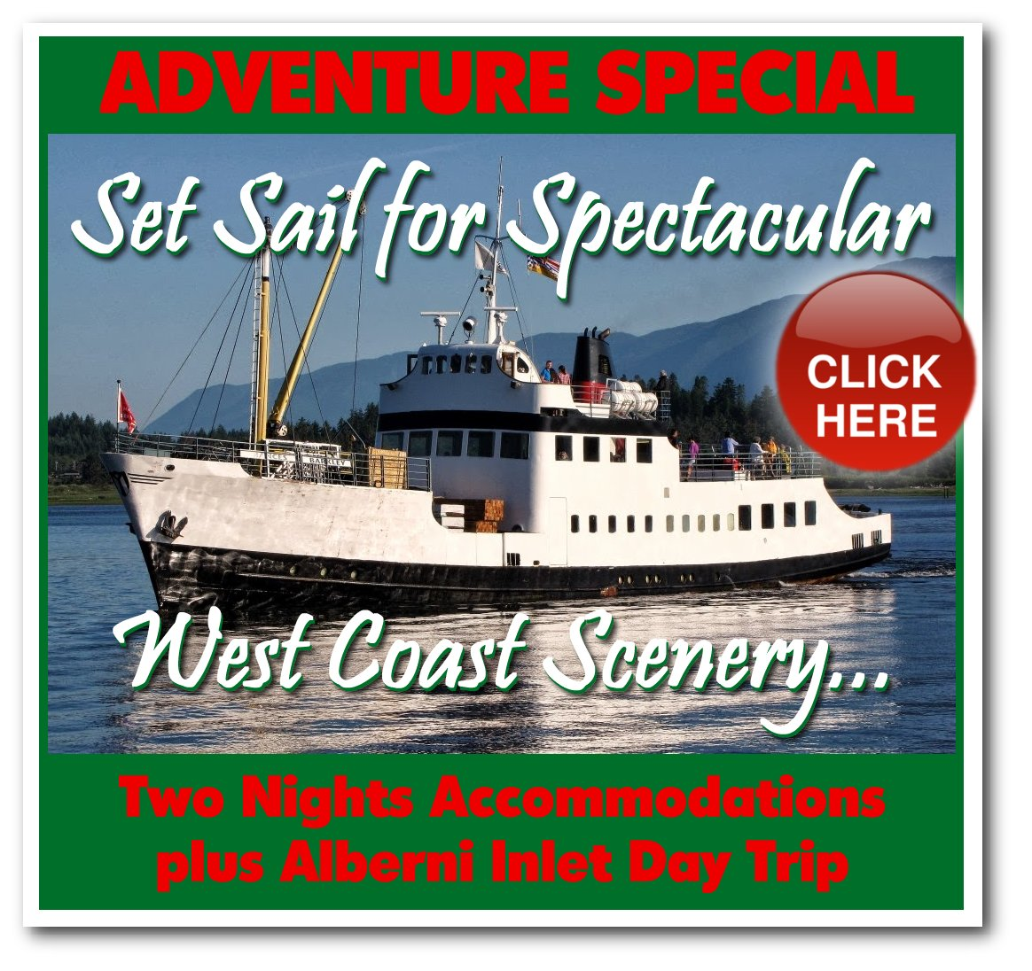 Edelweiss Bed and Breakfast Adventure Special