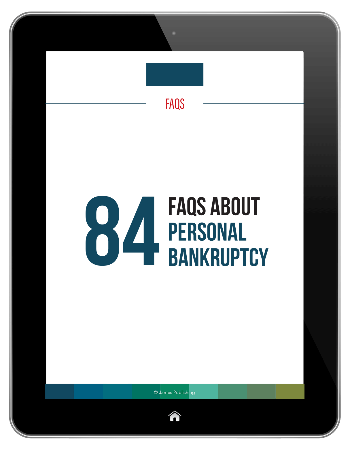 84 FAQs About Personal Bankruptcy Booklet