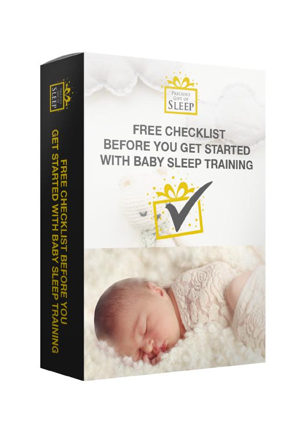 Free Baby Sleep Training Checklist