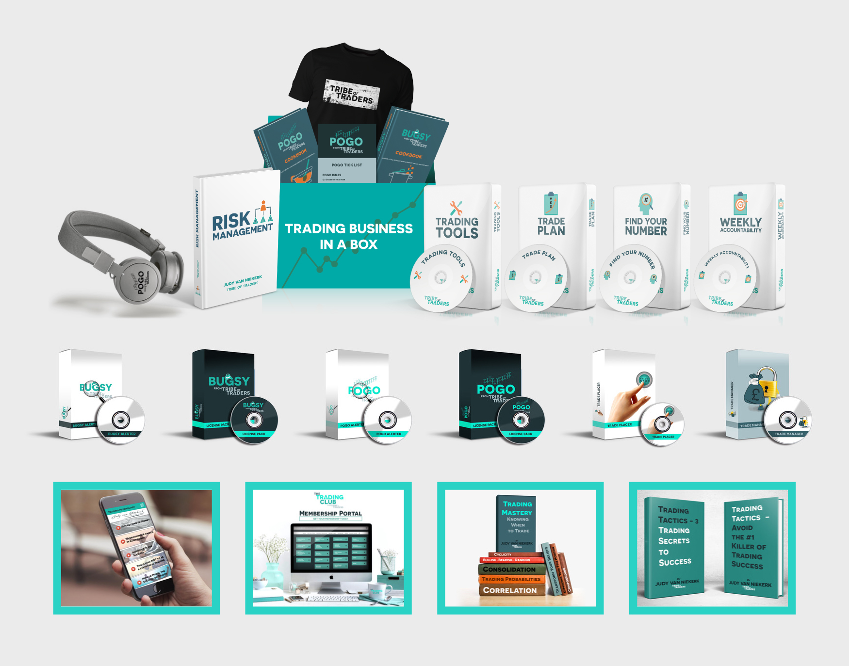 Trading Business In a Box Image