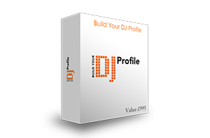 Build Your DJ Profile (Value £995)