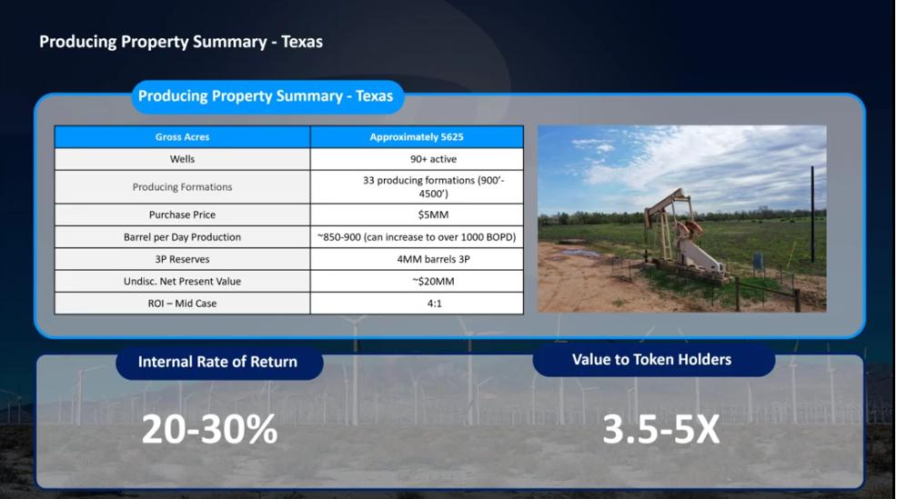 Texas Asset