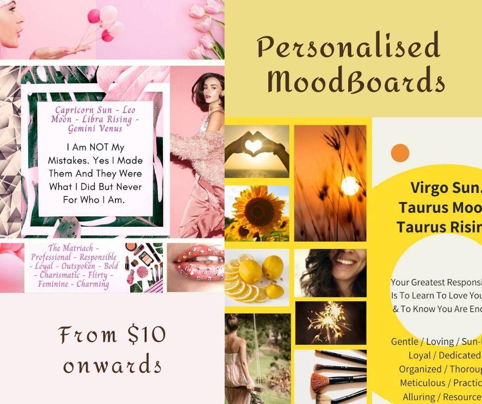 insidecloverastrology instagram; moodboards insideclover; moodboards highlight astrology