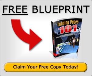 Free Landing Page Blueprint